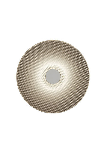 Nástěnná lampa Fabbian Spin-bo F54 17W - světle šedá - F54 D01 76