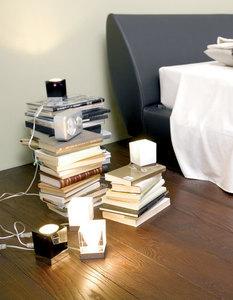 Závěsná lampa Fabbian Cubetto D28 7W Chrome - bílá - D28 A06 01 small 10