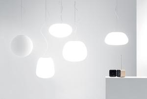 Závěsná lampa Fabbian Lumi F07 42cm - F07 A43 01 small 12