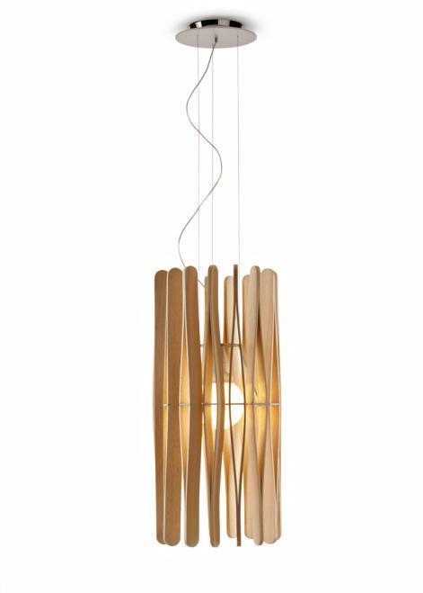 Závěsná lampa Fabbian Stick F23 22W 33cm - F23 A01 69