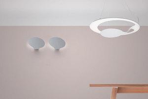 Závěsná lampa Fabbian Glu F31 17W - bílá - F31 A01 01 small 1