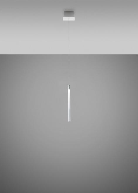 Závěsná lampa Fabbian Multispot F32 13x13cm - Chrome - F32 A06 00