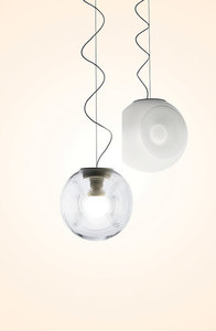 Fabbian Eyes F34 10W stropní lampa Chromový potah na strop - transparentní - F34 G01 00 small 4