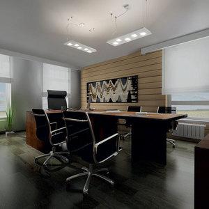 Svítidlo pro stropní osvětlení Fabbian Quarter F38 5W 59,5x59,5cm - Černá - F38 G13 02 small 5