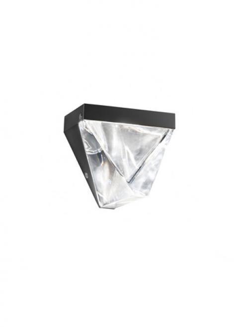 Nástěnná lampa Fabbian Tripla F41 3W 3000K - Anthracite - F41 D01 21