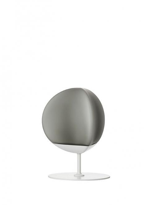 Stolní lampa Fabbian Fruitfull F51 14W 22cm 2700K - kouřová - F51 B02 58