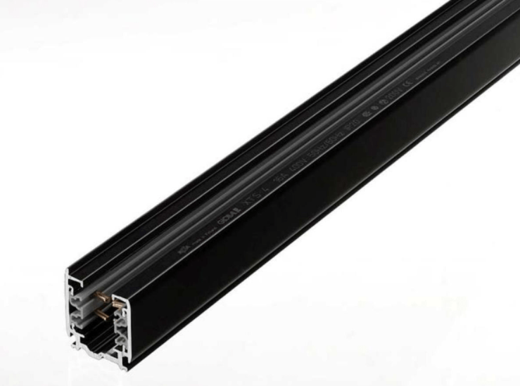 Autobusová dráha AGA XTS4400 BLACK GLOB 4m