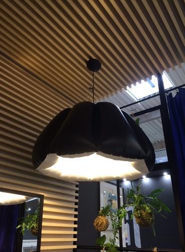 Závěsná svítilna PUFF BUFF ORCA