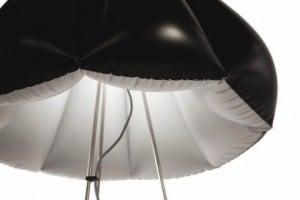 Stojací lampa PUFF BUFF ORCA small 1