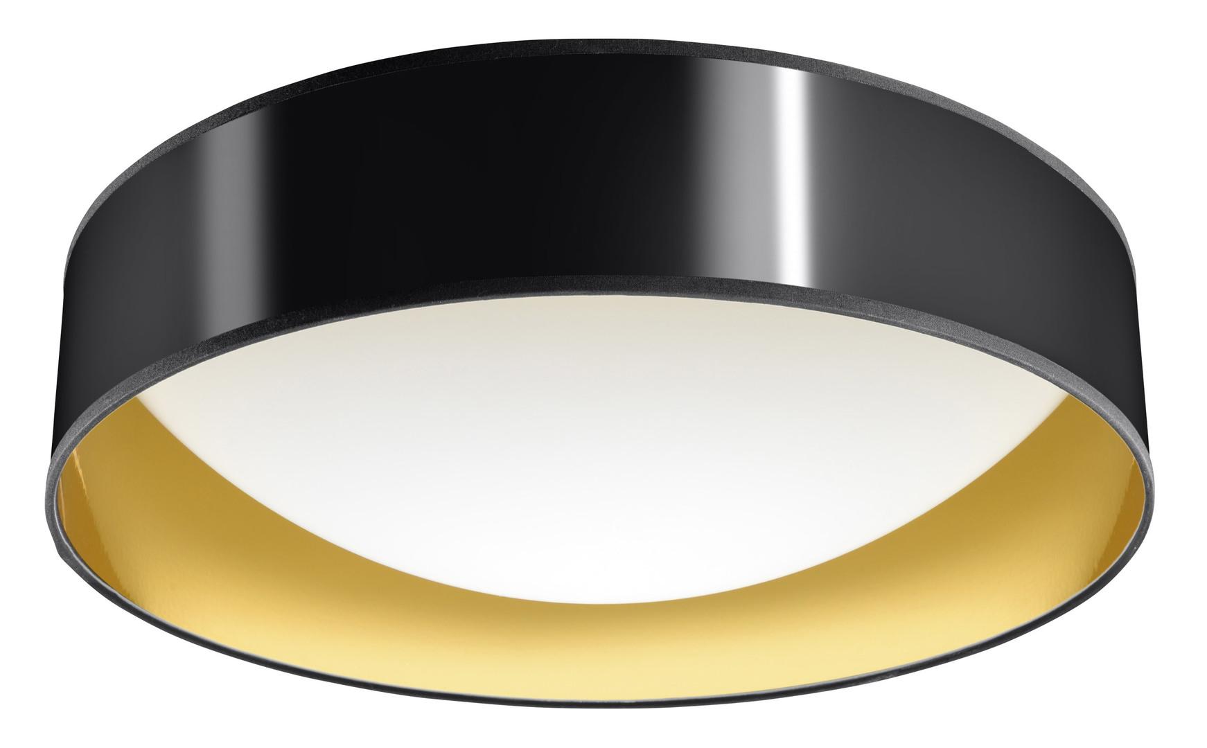 Stropní lampa MARTINO 40 černá