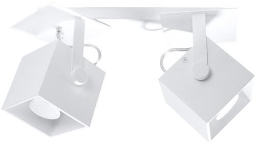 CEDRA 2 bílá stropní lampa
