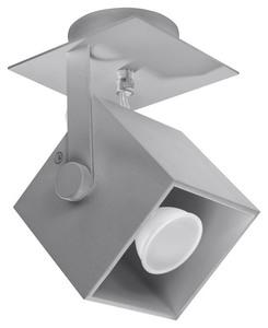 CEDRA 1 šedá stropní lampa small 0