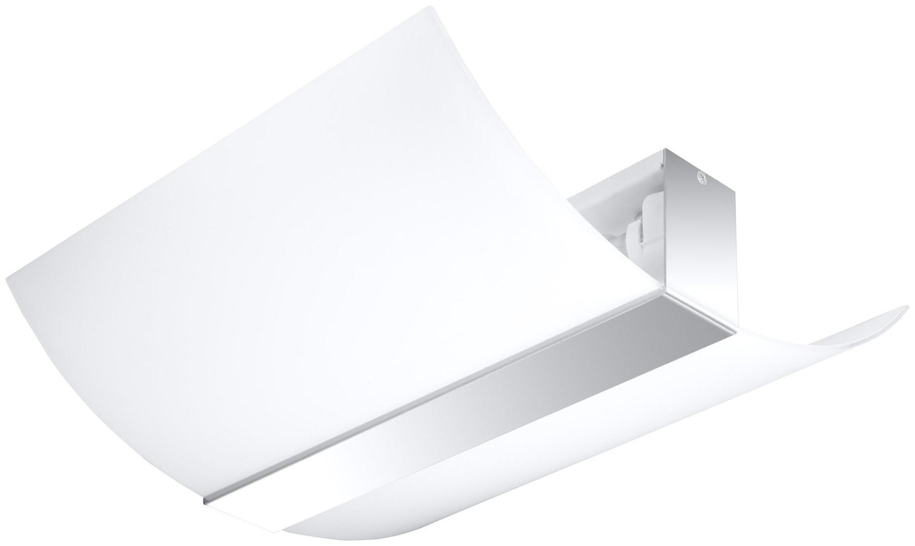 Bílý / chromový strop CARMEN