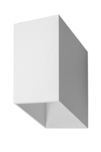 Nástěnná lampa TUNNEL bílá small 0