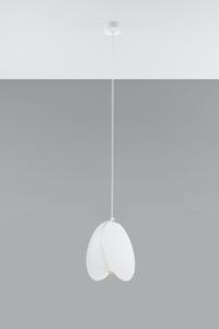 Závěsná lampa NAZARIA bílá small 1