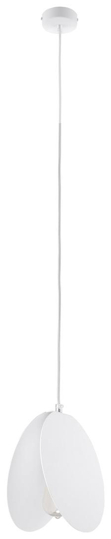 Závěsná lampa NAZARIA bílá