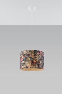 Závěsná lampa KVĚTINY small 1