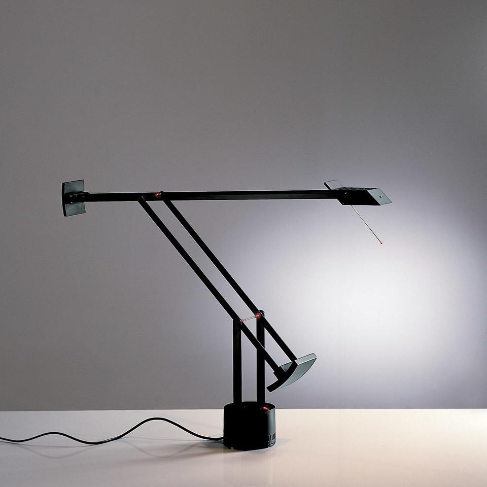 Stolní lampa Artemide TIZIO 35 černá
