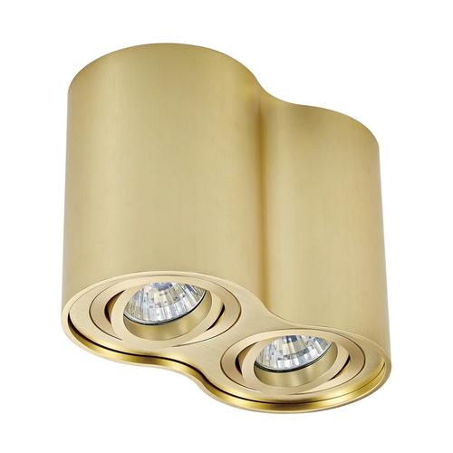 Zuma Line 50407-GD RONDOO SL 2 UP SPOT GOLD / GOLD