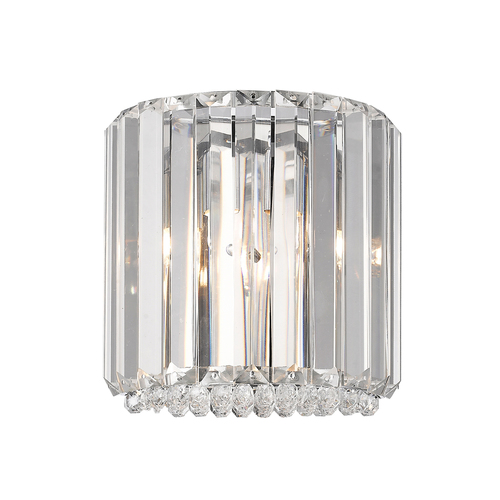 Zuma Line W0360-01A-B5AC PRINCE WALL LAMP