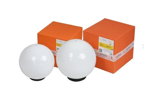 Sada 2 venkovních zahradních míčků - Luna Balls 25, 30cm