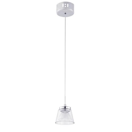 Lampa wisząca Stuttgart Hi-Tech 4 Chrom - 110011001