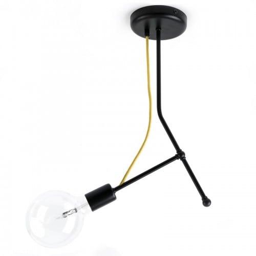 Lampa Industrialna sufitowa Loft Tubo 3