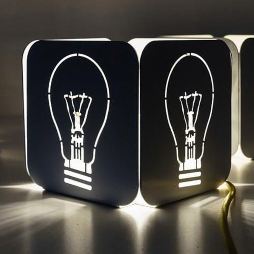 Lampa biurkowa Haakon 1