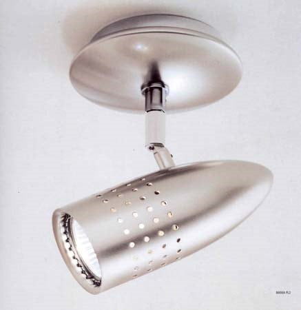 Bodové svítidlo Studio Italia Design MANIA PL2 NT GU10