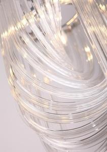 Plachtová závěsná lampa P0286 Max Light small 3