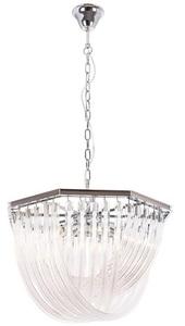 Plachtová závěsná lampa P0286 Max Light small 0