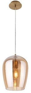 Závěsná lampa Zimba Amber P0300 Max Light small 0