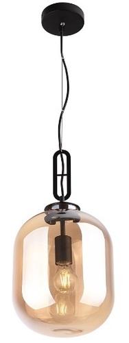 Honey Amber závěsná lampa P0297 Max Light