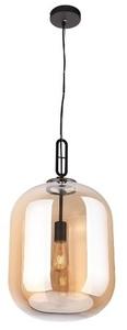 Honey Amber závěsná lampa P0299 Max Light small 0