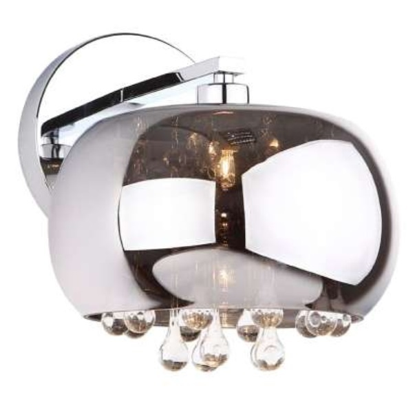 Nástěnná lampa Moonlight W0076-01D Max Light