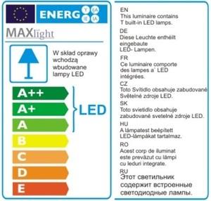 Závěsná lampa Cornet 6 LED P0331 Max Light small 3