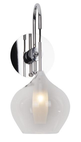 Městská nástěnná lampa W0248 Max Light