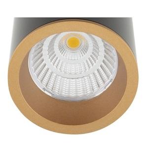 Dlouhý RC0153 / C0154 Zlatý dekorativní prsten Max Light small 0