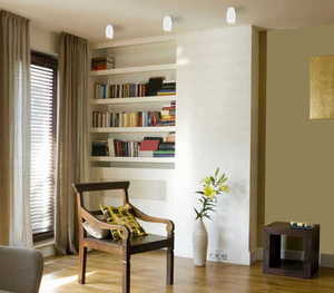 Love C0158 Stropní lampa / Plafon bílá Max Light small 2