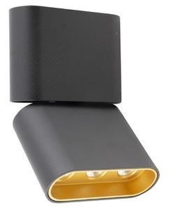Stropní lampa Marvel C0150 / strop černá Max Light small 0