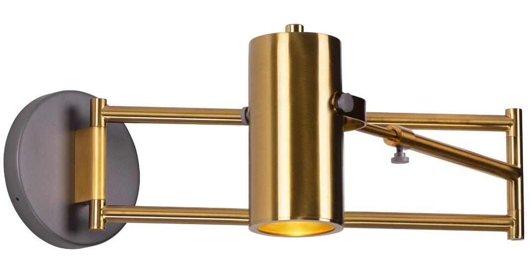 Varsovia dlouhá nástěnná lampa W0245 Max Light