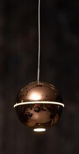 Zen 1 závěsná lampa měď P0314 Max Light small 2