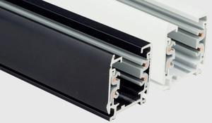 3fázový vodicí kolej 1m černý MHT1-100-BK Max Light small 2
