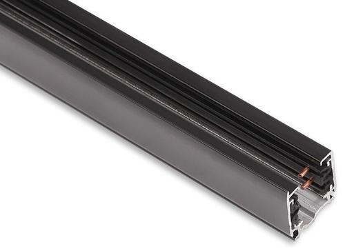 3fázový vodicí kolej 1m černý MHT1-100-BK Max Light