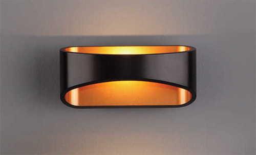 HUGO svítidlo černé W0054 Max Light