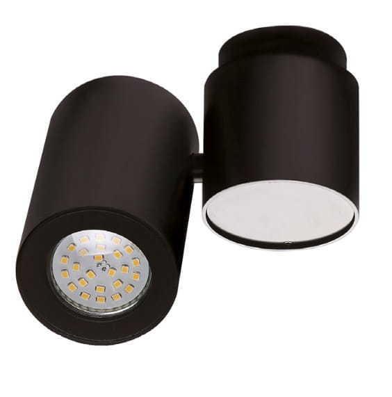 Stropní lampa Barro C0035 / strop černá Max Light