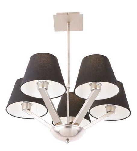 ORLANDO závěsná lampa černá 5103 / 5A BK / NM Max Light