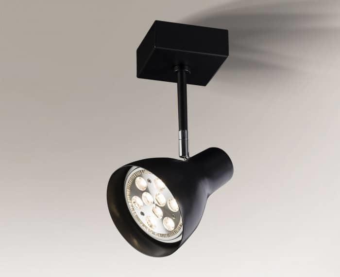 Jediný světlomet SHILO MIMA 2255 - standardní verze