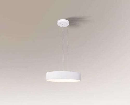 Závěsná lampa ~ 40 SHILO BUNGO 5516-B