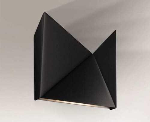 Moderní nástěnná lampa Shilo AGI 4422